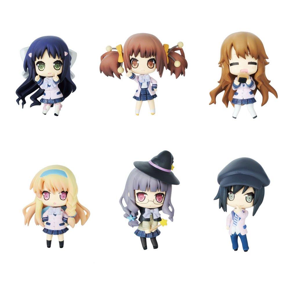 Nanokore Series - Kono Naka ni Hitori, Imouto ga Iru! - Collection Figure (8pcs) (PVC Figure)