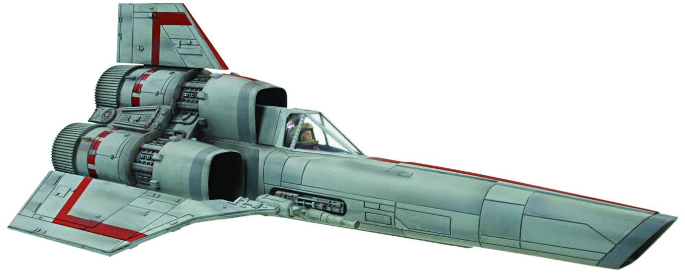 Battlestar Galactica Classic Viper 01 32 Finito Kit