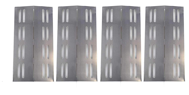 Amazon.com: Pack de 4 protectores de calor inoxidable para ...