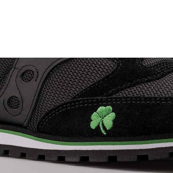SAUCONY JAZZ LOW Pro St Patricks Day Irish Shamrock Retro