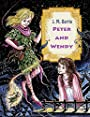 Peter and Wendy (illustrated)