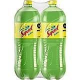 Squirt Refresco con Sabor a Toronja, Botellas de Plástico, Contenido 1 Paquete que Incluye 4 Refrescos en Botellas de PET de