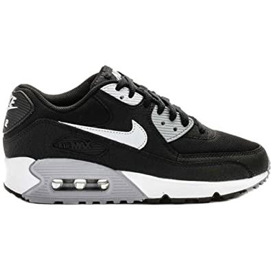 lowest price 094b6 b6e84 Nike Basket Homme Air Max 90 Essential Noire-Taille - 43  Amazon.fr   Chaussures et Sacs