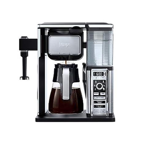 Amazon.com: NINJA Coffee Bar System with Glass Carafe ...