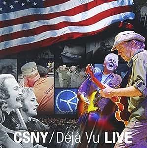 CSNY/Deja Vu Live
