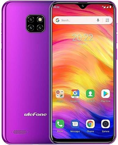 Ulefone Note 7, Android 8.1 Desbloqueado Smartphone Dual Sim Face ...