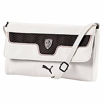 413851021cc Puma Ferrari LS Small Satchel (7420603)  Amazon.in  Bags, Wallets   Luggage