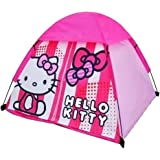 Hello Kitty Iglo Play Dome Tent Easy to Essemble by Hello Kitty