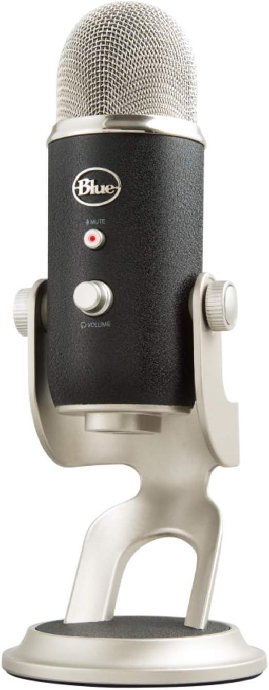 Blue Microphones Yeti Pro Microfono Condensatore USB, Multipattern