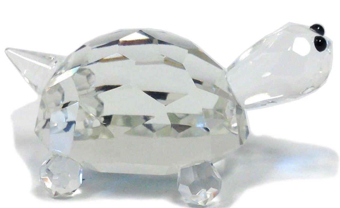 Amlong Crystal Crystal Tortoise or Turtle Animal Figurine