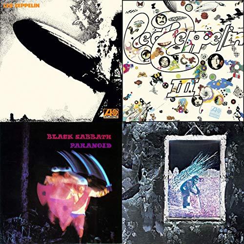 Jimi Hendrix Rolling Stone - Led Zeppelin & More