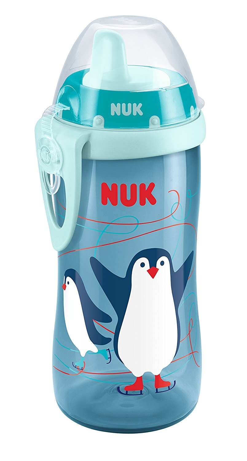 NUK First Choice+ 300ml Kiddy Cup with Spout - Bunny