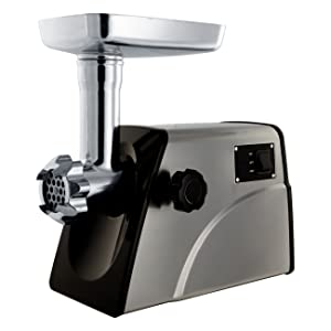 Sunmile SMG33 ETL Electric Stainless-Steel Meat Grinder Mincer Maximum 1HP 800W