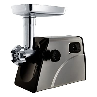 Sunmile SM-G33 ETL Electric Stainless Steel Meat Grinder Mincer Max 1HP 800W Best Price