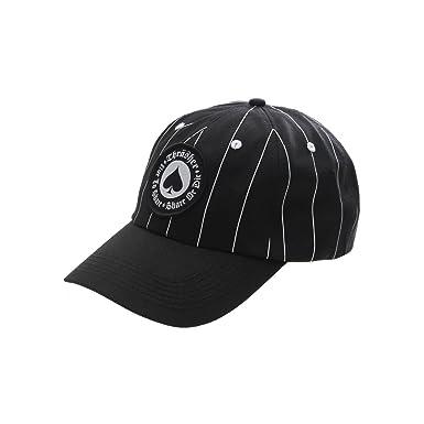 6579eebb7 THRASHER CAP OATH PINSTRIPE SNAPBACK BLACK: Amazon.fr: Vêtements et ...