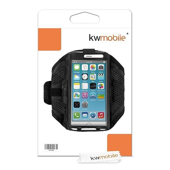 kwmobile Brazalete Deportivo para Smartphone: Amazon.es: Electrónica
