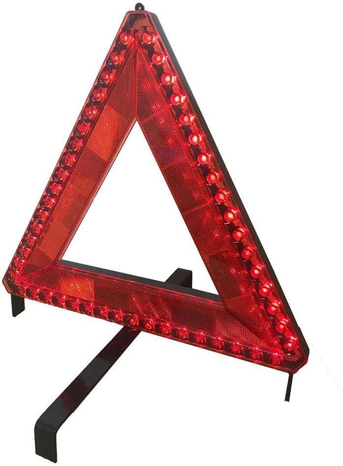 Caravan Motorhome 51PCS LED Flashing Warning Triangle 12 Volt 6M