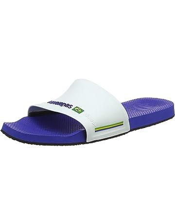 bcf2927a6 Havaianas Slide Brasil, Unisex Adult's Flip Flops