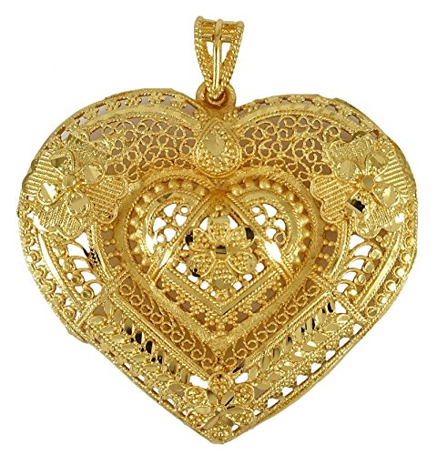 Banithani Goldplated Traditional Indian Ethnic New Designer Chain Pendant Women Jewelry ()
