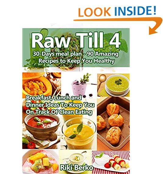 Raw Till 4 Diet Ebook Pdf Free