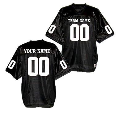 Amazon.com  Custom Football Replica Team Jersey  Clothing a9efc014b