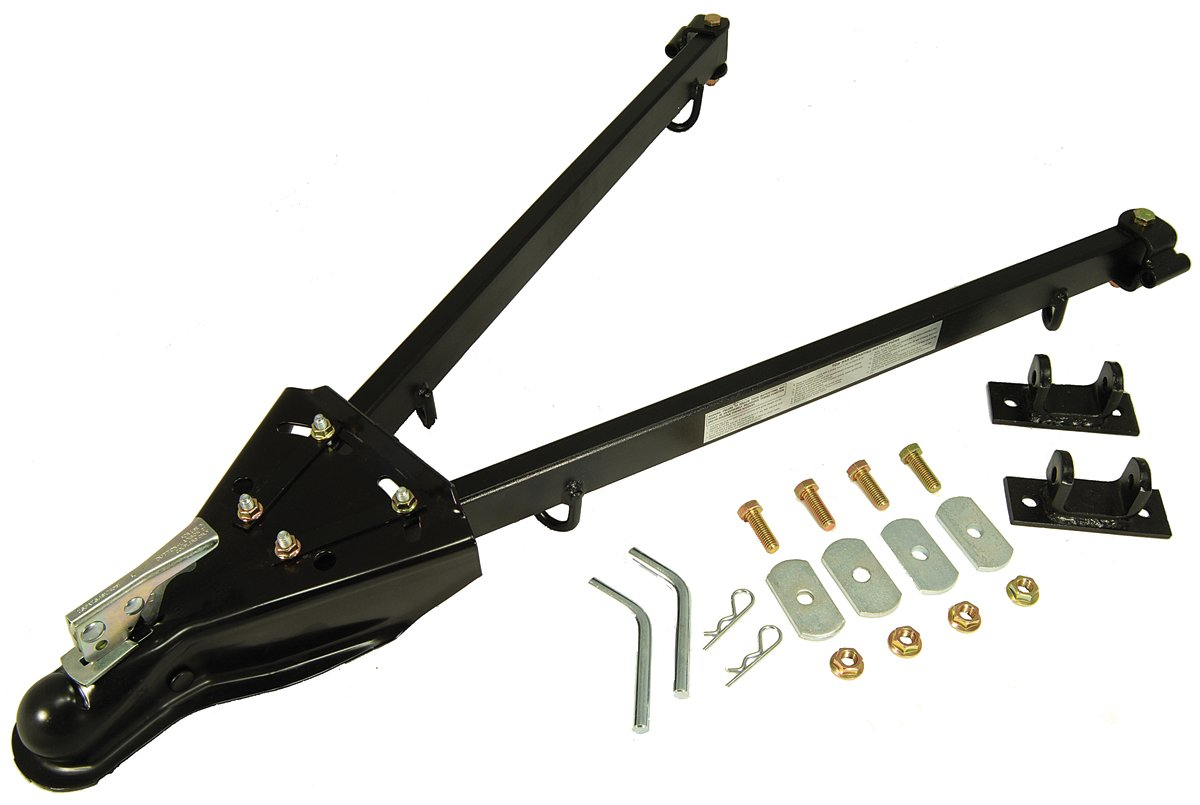 Husky 30508 Adjustable Tow Bar - 5000 lbs. Load Capacity Winfield Consumer Products