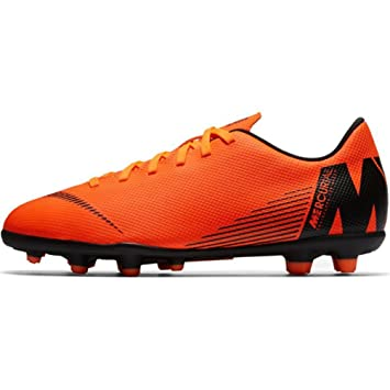 quality design 09131 64c92 NIKE Jr Vapor XII CLUB MG-AH7350-810-Size 3.5