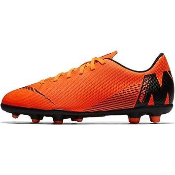 5c038c469cc Amazon.com   NIKE Jr. Vapor XII Club GS MG Soccer Cleats-Orange ...