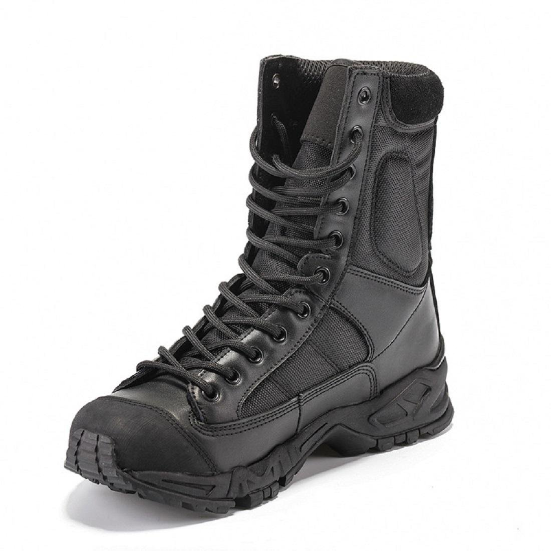 72a603d7ba85 Amazon.com : Men's Martin boots Fashion Tooling shoes High-top shoes ...