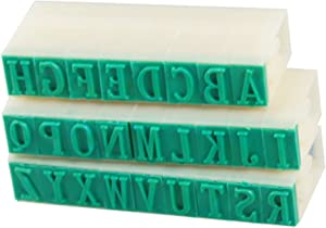 uxcell Alphabet Stamp, Funny Tool Rubber Stamps Vintage Number (a12101100ux0343)