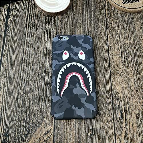 Bape Shark Supreme Coque pour iPhone 6 7 8 Plus X XR XS Max for ...