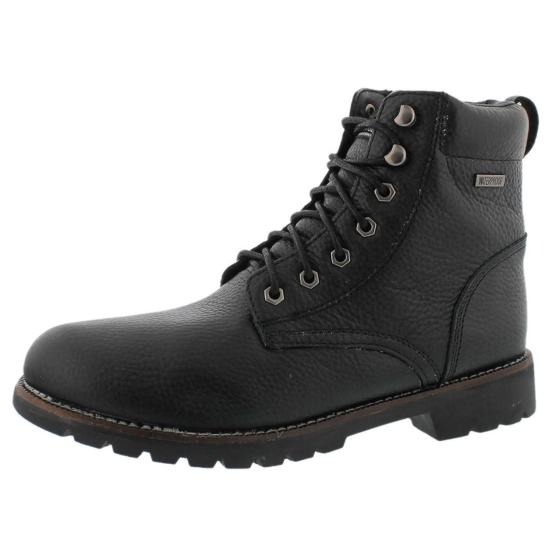 SoftMoc Men's Maddux Waterproof Lace-Up Winter Boot