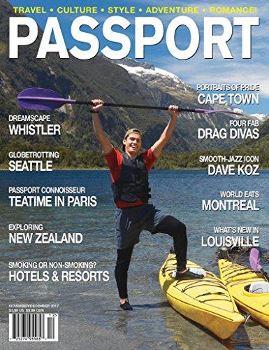 Passport [Print + Kindle]
