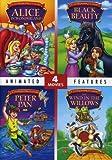Alice in Wonderland/Black Beauty/Peter Pan/Wind in Willows