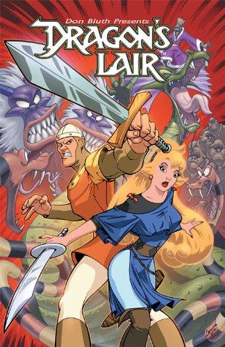Read Online Dragons Lair pdf
