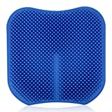 Four Seasons Universal Massage Cushion Comfortable Breathable Car Mat Silicone Car Seat As Christmas Gift