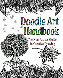 doodle art handbook the non artist s guide in creative drawing