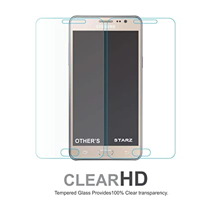 Affix Tempered Glass For Samsung Galaxy On 7 Pro Amazonin Electronics
