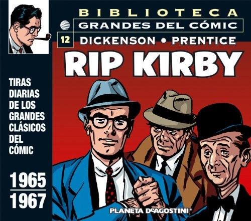 Descargar Libro Rip Kirby Nº 12:/12: 1965-1967 John Prentice