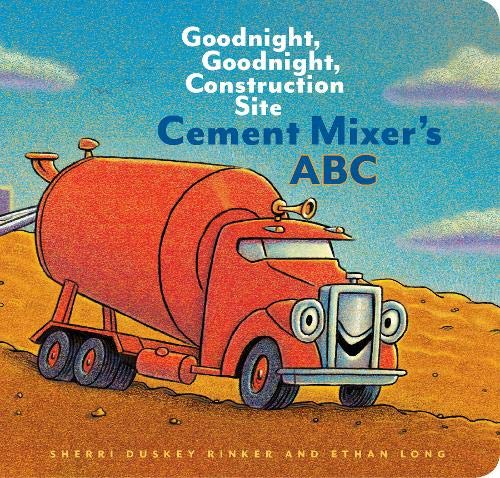 Cement Mixer's ABC: Goodnight, Goodnight, Construction Site