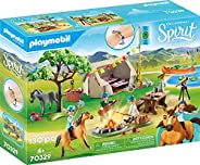 PLAYMOBIL Spirit Riding Free Summer Campground