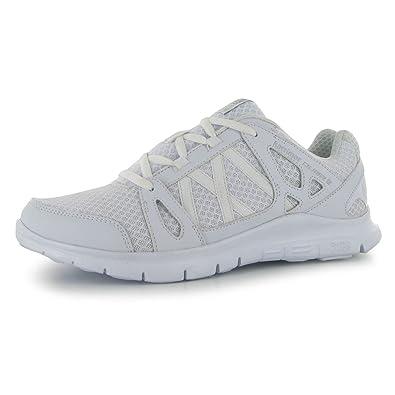 3d7ec1de98a80 Karrimor Duma 2 Mens Running Shoes White White 8 (42)  Amazon.co.uk ...