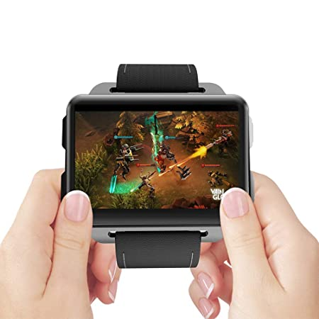 ZMH Android Smart Watch Teléfono Soporte GPS Tarjeta SIM MP4 ...