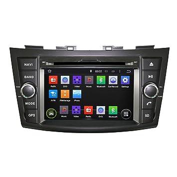 Car Axis Suzuki Ertiga Dvd Gps 7 Touchscreen Amazon In Electronics