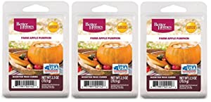 Better Homes and Gardens Farm Apple Pumpkin Scented Wax Cubes - 3-Pack
