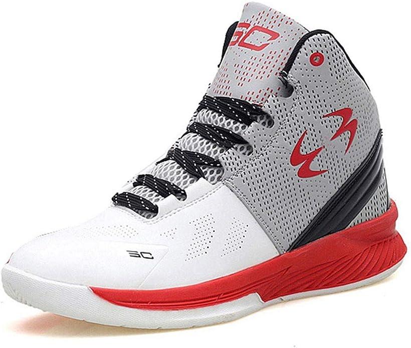IDNG Chaussures Basket Chaussure De Basket Ball pour Hommes