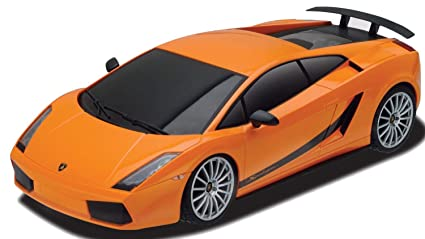1/18 Lamborghini Gallardo Superleggera Radio Remote Control Car (Color Is  Either Yellow Or