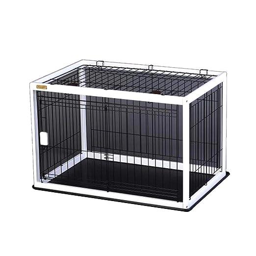Jaula para Perros de cercado de Mascotas de Servicio Pesado ...