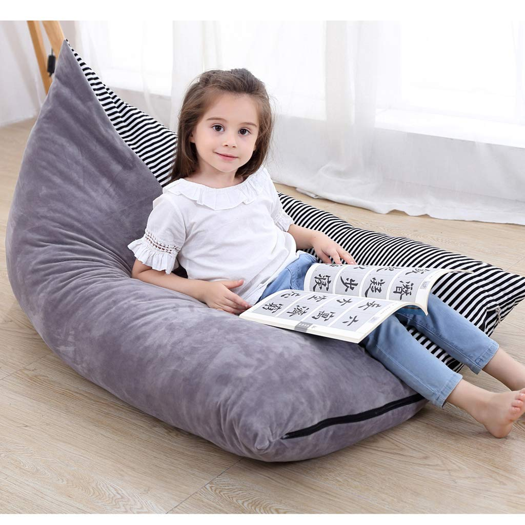 Convetu Kids Bean Bag Chair, 53 Inch Premium Large Stuffed Animal Storage Bean Bag, Playroom Toy Storage Bag for Toddler Adults by Convetu