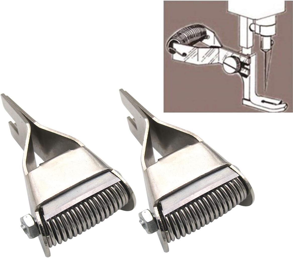 KUNPENG - Máquina de coser industrial, empuñadura, cortador de ...